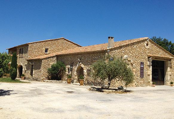 Moulin a huile des jeannons